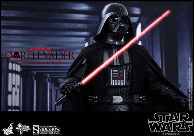 Star Wars Darth Vader Sixth Scale Action Figure by Hot Toys-Hot Toys- www.superherotoystore.com-Action Figure - 16