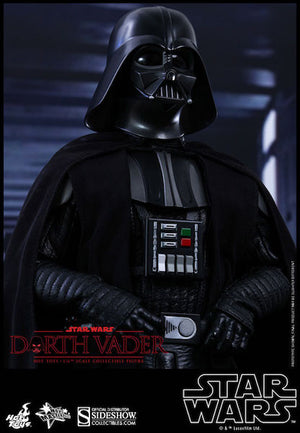 Star Wars Darth Vader Sixth Scale Action Figure by Hot Toys-Hot Toys- www.superherotoystore.com-Action Figure - 17