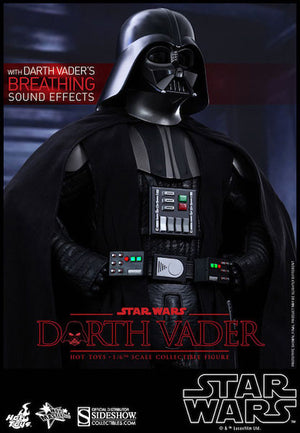 Star Wars Darth Vader Sixth Scale Action Figure by Hot Toys-Hot Toys- www.superherotoystore.com-Action Figure - 18
