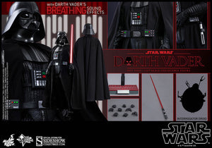 Star Wars Darth Vader Sixth Scale Action Figure by Hot Toys-Hot Toys- www.superherotoystore.com-Action Figure - 19