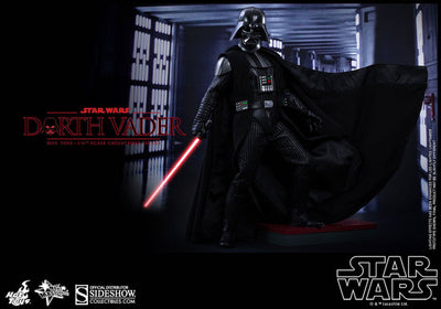 Star Wars Darth Vader Sixth Scale Action Figure by Hot Toys-Hot Toys- www.superherotoystore.com-Action Figure - 3