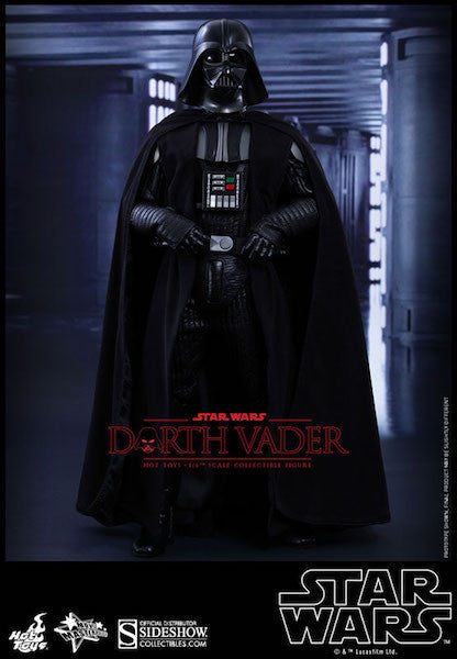 Star Wars Darth Vader Sixth Scale Action Figure by Hot Toys-Hot Toys- www.superherotoystore.com-Action Figure - 7