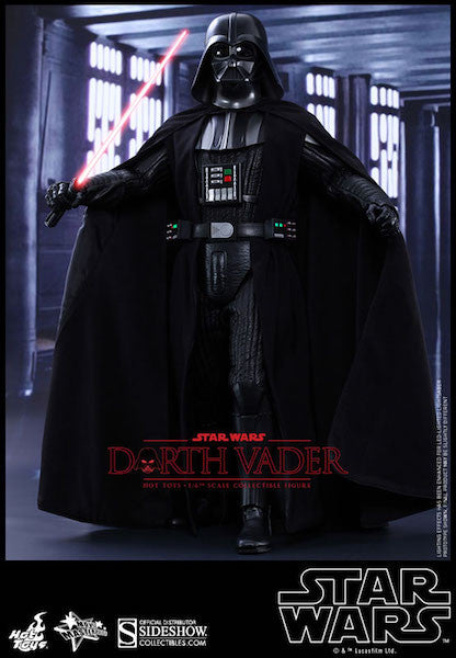 Star Wars Darth Vader Sixth Scale Action Figure by Hot Toys-Hot Toys- www.superherotoystore.com-Action Figure - 8