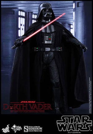 Star Wars Darth Vader Sixth Scale Action Figure by Hot Toys-Hot Toys- www.superherotoystore.com-Action Figure - 9