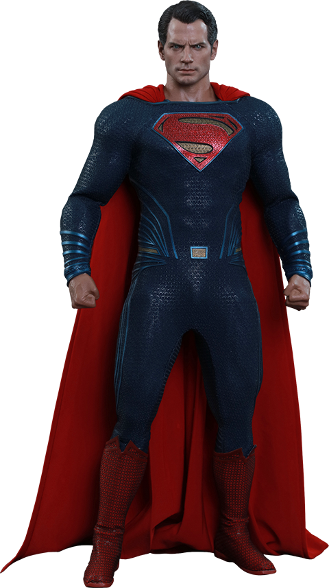 Dawn of Justice Superman Sixth Scale Action Figure by Hot Toys-Hot Toys- www.superherotoystore.com-Action Figure - 1