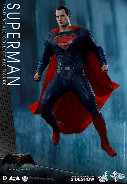 Dawn of Justice Superman Sixth Scale Action Figure by Hot Toys-Hot Toys- www.superherotoystore.com-Action Figure - 3