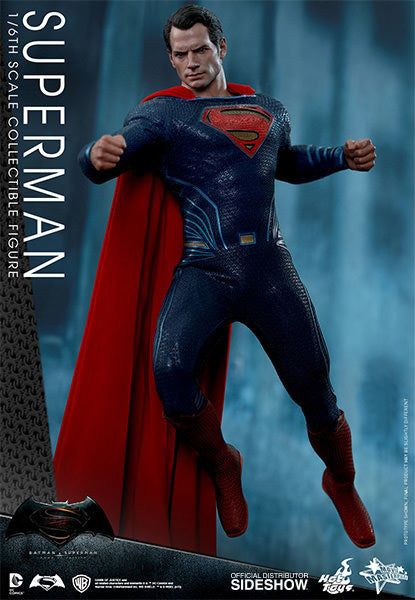 Dawn of Justice Superman Sixth Scale Action Figure by Hot Toys-Hot Toys- www.superherotoystore.com-Action Figure - 5