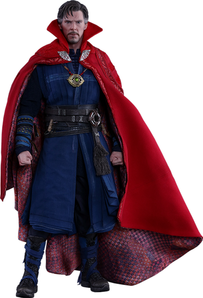 Doctor Strange 1/6th Scale Figure by Hot Toys-Hot Toys- www.superherotoystore.com-Action Figure - 1