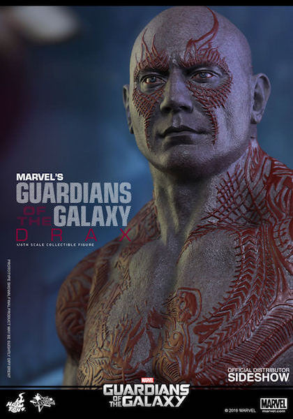 Drax 1/6th Scale Figure by Hot Toys-Hot Toys- www.superherotoystore.com-Action Figure - 1