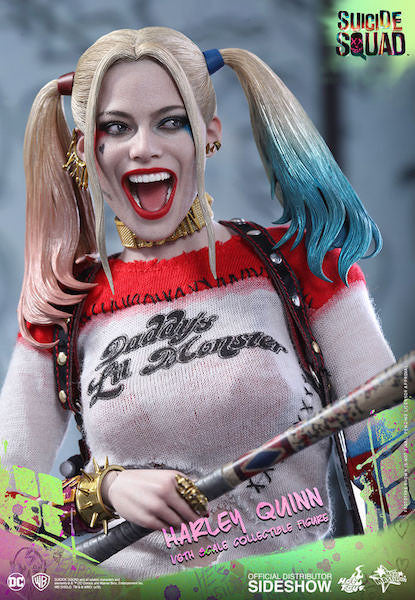 Suicide Squad Harley Quinn 1/6th Scale Figure by Hot Toys-Hot Toys- www.superherotoystore.com-Action Figure - 11