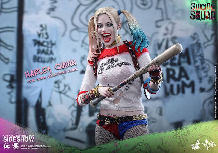 Suicide Squad Harley Quinn 1/6th Scale Figure by Hot Toys-Hot Toys- www.superherotoystore.com-Action Figure - 2