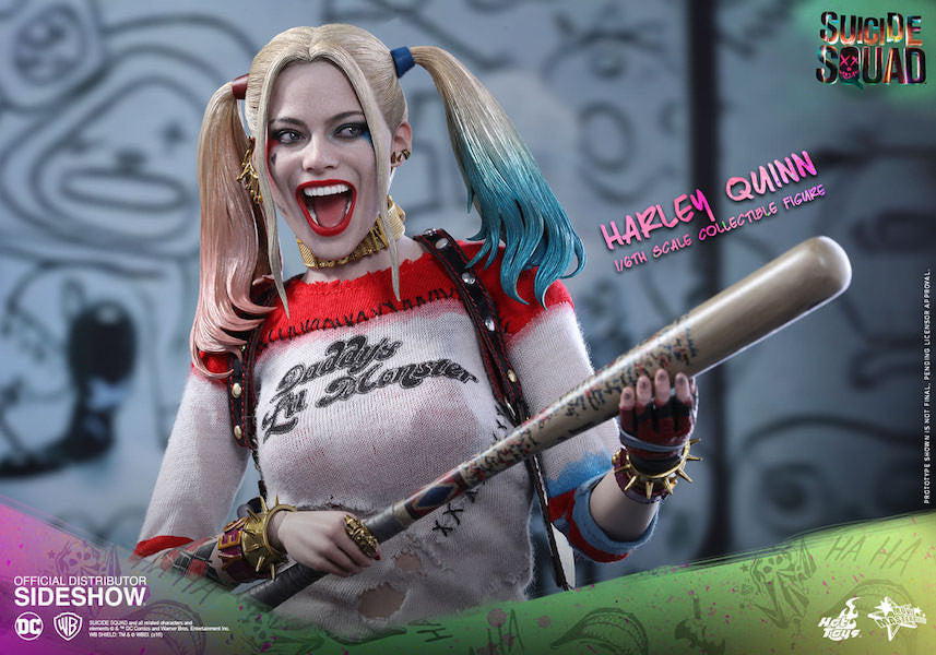 Suicide Squad Harley Quinn 1/6th Scale Figure by Hot Toys-Hot Toys- www.superherotoystore.com-Action Figure - 12