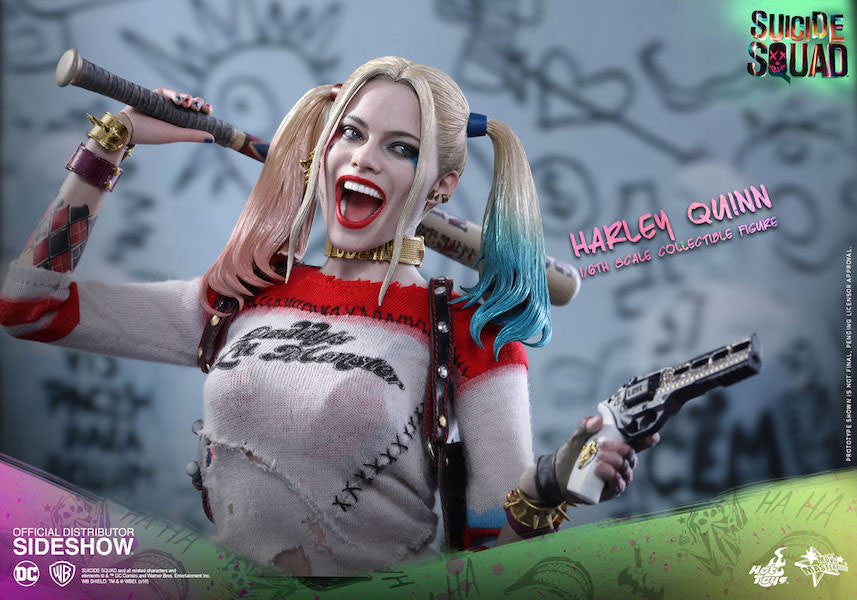 Suicide Squad Harley Quinn 1/6th Scale Figure by Hot Toys-Hot Toys- www.superherotoystore.com-Action Figure - 13