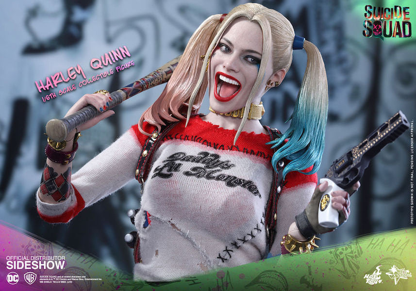 Suicide Squad Harley Quinn 1/6th Scale Figure by Hot Toys-Hot Toys- www.superherotoystore.com-Action Figure - 14