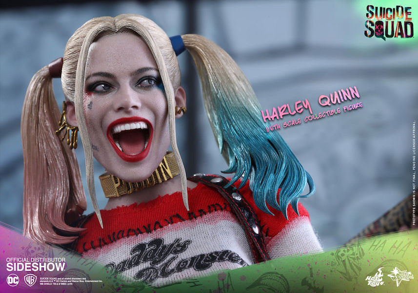 Suicide Squad Harley Quinn 1/6th Scale Figure by Hot Toys-Hot Toys- www.superherotoystore.com-Action Figure - 15
