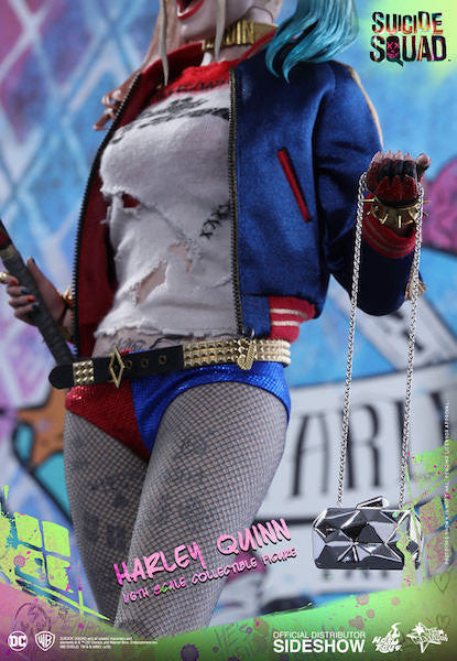 Suicide Squad Harley Quinn 1/6th Scale Figure by Hot Toys-Hot Toys- www.superherotoystore.com-Action Figure - 17