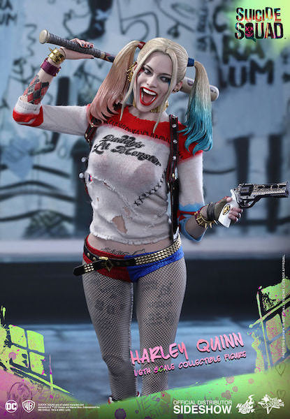 Suicide Squad Harley Quinn 1/6th Scale Figure by Hot Toys-Hot Toys- www.superherotoystore.com-Action Figure - 9