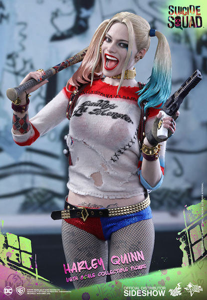 Suicide Squad Harley Quinn 1/6th Scale Figure by Hot Toys-Hot Toys- www.superherotoystore.com-Action Figure - 10