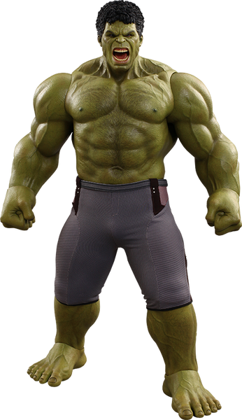 Avengers Age of Ultron - Hulk (Deluxe) Sixth Scale Action Figure by Hot Toys-Hot Toys- www.superherotoystore.com-Action Figure - 1