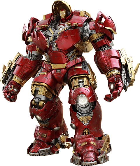 Age of Ultron: HulkBuster Sixth Scale Action Figure by Hot Toys-Hot Toys- www.superherotoystore.com-Action Figure - 1