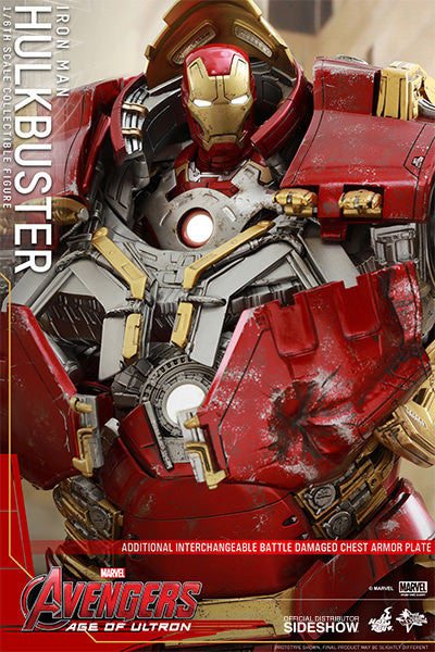 Age of Ultron: HulkBuster Sixth Scale Action Figure by Hot Toys-Hot Toys- www.superherotoystore.com-Action Figure - 3