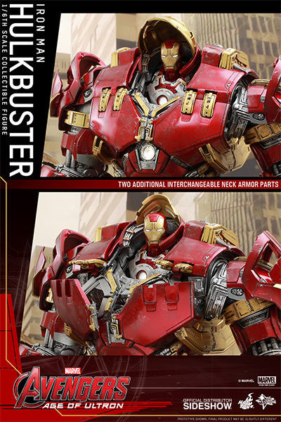 Age of Ultron: HulkBuster Sixth Scale Action Figure by Hot Toys-Hot Toys- www.superherotoystore.com-Action Figure - 6