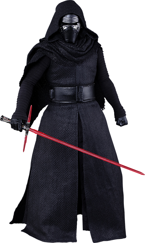 Star Wars VII - First Order Kylo Ren Sixth Scale Figure-Hot Toys- www.superherotoystore.com-Action Figure - 1