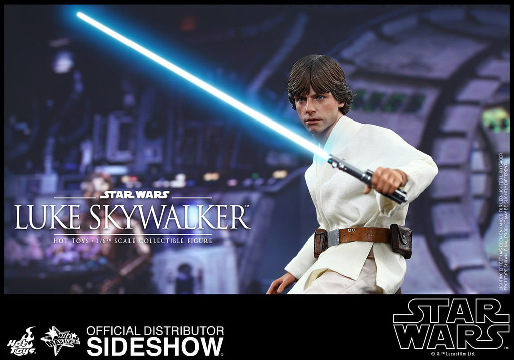 Star Wars Luke Skywalker Sixth Scale Action Figure by Hot Toys-Hot Toys- www.superherotoystore.com-Action Figure - 11
