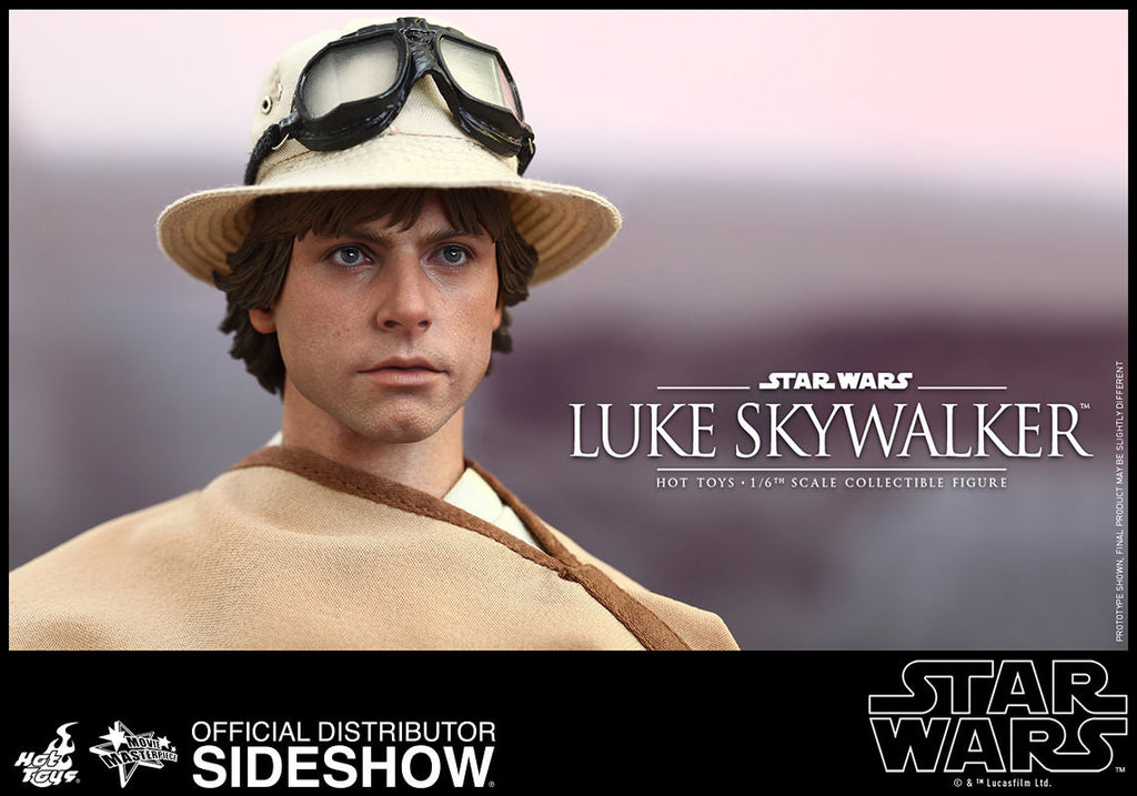 Star Wars Luke Skywalker Sixth Scale Action Figure by Hot Toys-Hot Toys- www.superherotoystore.com-Action Figure - 13