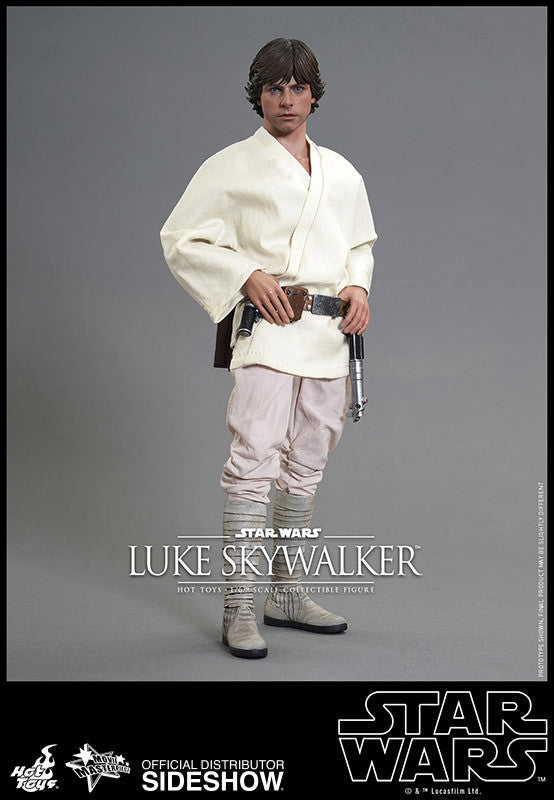 Star Wars Luke Skywalker Sixth Scale Action Figure by Hot Toys-Hot Toys- www.superherotoystore.com-Action Figure - 5