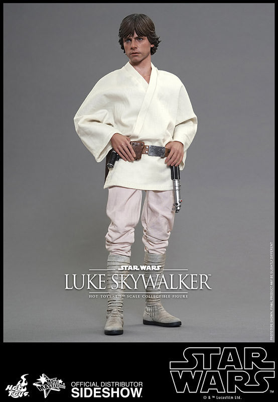 Star Wars Luke Skywalker Sixth Scale Action Figure by Hot Toys-Hot Toys- www.superherotoystore.com-Action Figure - 6