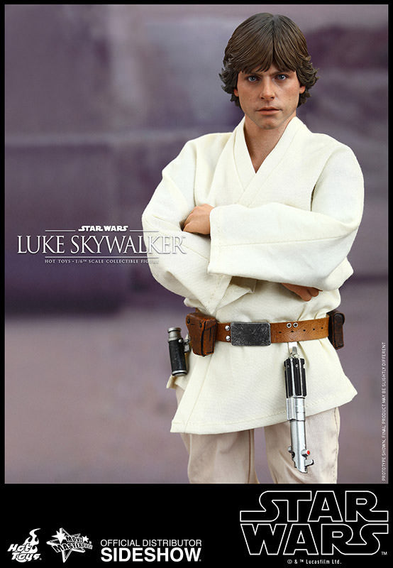Star Wars Luke Skywalker Sixth Scale Action Figure by Hot Toys-Hot Toys- www.superherotoystore.com-Action Figure - 8
