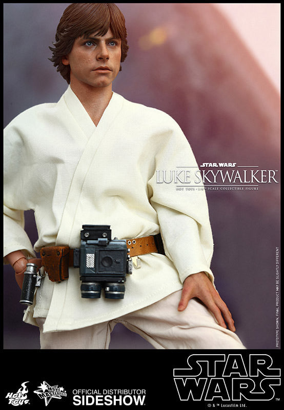Star Wars Luke Skywalker Sixth Scale Action Figure by Hot Toys-Hot Toys- www.superherotoystore.com-Action Figure - 3