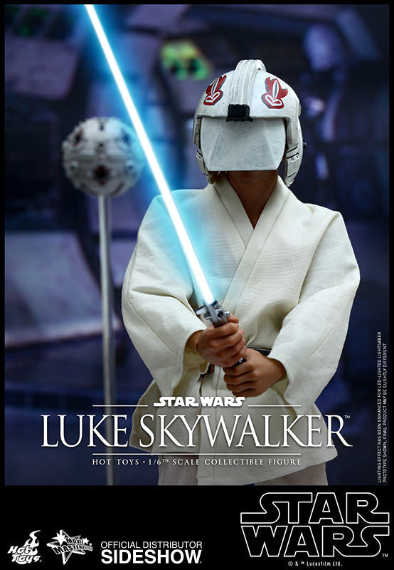 Star Wars Luke Skywalker Sixth Scale Action Figure by Hot Toys-Hot Toys- www.superherotoystore.com-Action Figure - 10