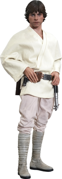 Star Wars Luke Skywalker Sixth Scale Action Figure by Hot Toys-Hot Toys- www.superherotoystore.com-Action Figure - 1