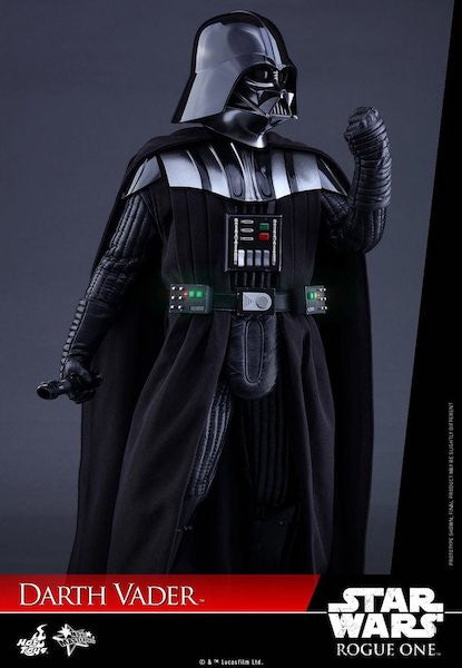 Star Wars Rogue One: Darth Vader 1/6th Scale Figure by Hot Toys