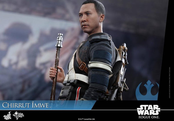 Star Wars Rogue One: Chirrut Imwe (DX Version) 1/6th Scale Figure by Hot Toys