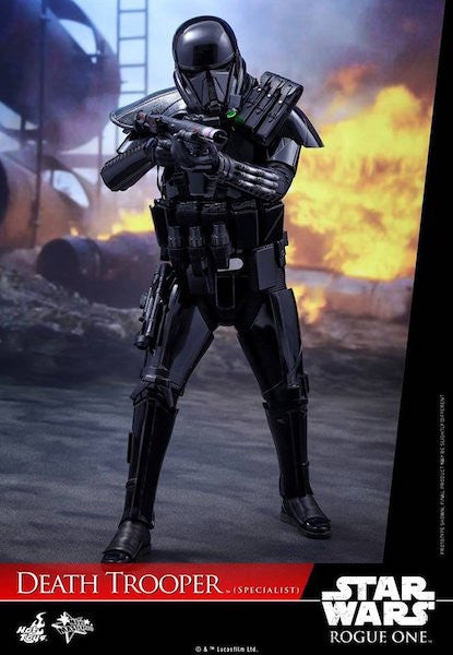 Star Wars Rogue One: Death Trooper Specialist 1/6th Scale Figure by Hot Toys