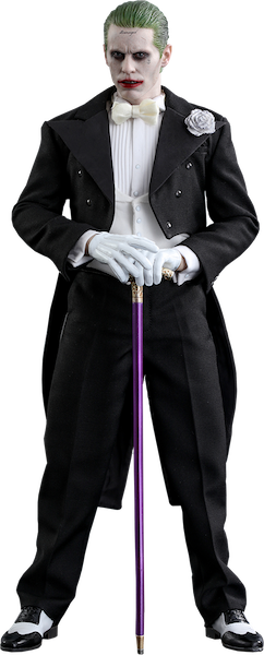 Suicide Squad Joker (Tuxedo Version) 1/6th Scale Figure by Hot Toys-Hot Toys- www.superherotoystore.com-Action Figure - 1