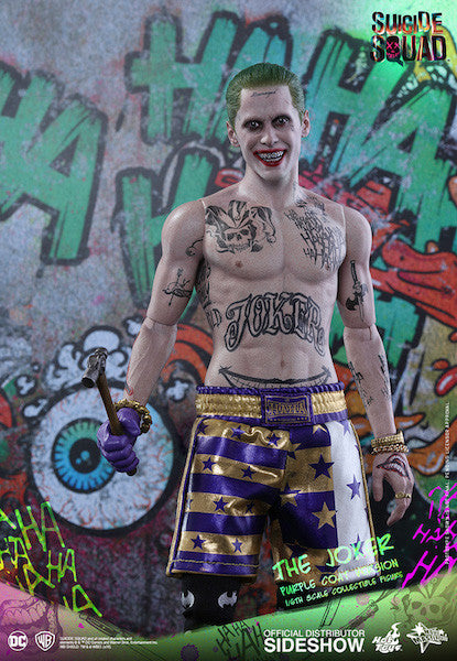Suicide Squad Joker (Purple Coat Version) 1/6th Scale Figure by Hot Toys-Hot Toys- www.superherotoystore.com-Action Figure - 5