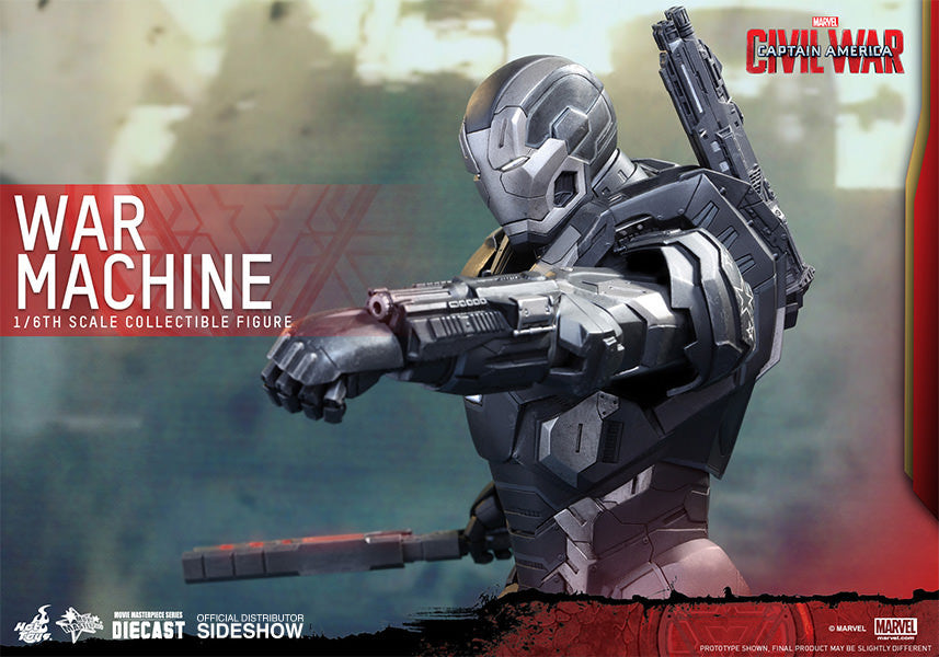 War Machine Mark III Sixth Scale Figure by Hot Toys-Hot Toys- www.superherotoystore.com-Action Figure - 10