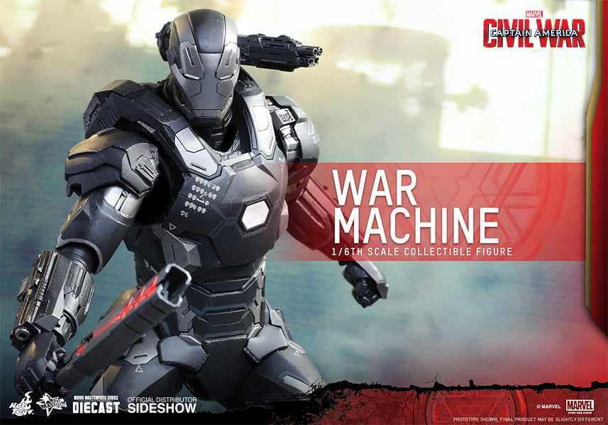 War Machine Mark III Sixth Scale Figure by Hot Toys-Hot Toys- www.superherotoystore.com-Action Figure - 9