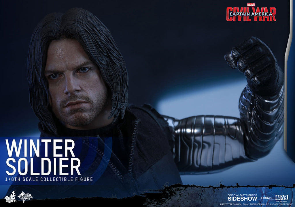 The Winter Soldier Sixth Scale Figure-Hot Toys- www.superherotoystore.com-Action Figure - 2