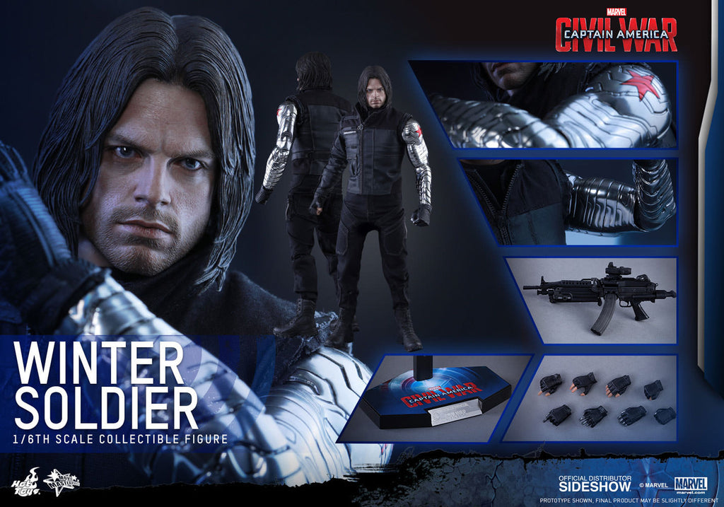 The Winter Soldier Sixth Scale Figure-Hot Toys- www.superherotoystore.com-Action Figure - 14