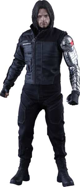 The Winter Soldier Sixth Scale Figure-Hot Toys- www.superherotoystore.com-Action Figure - 1