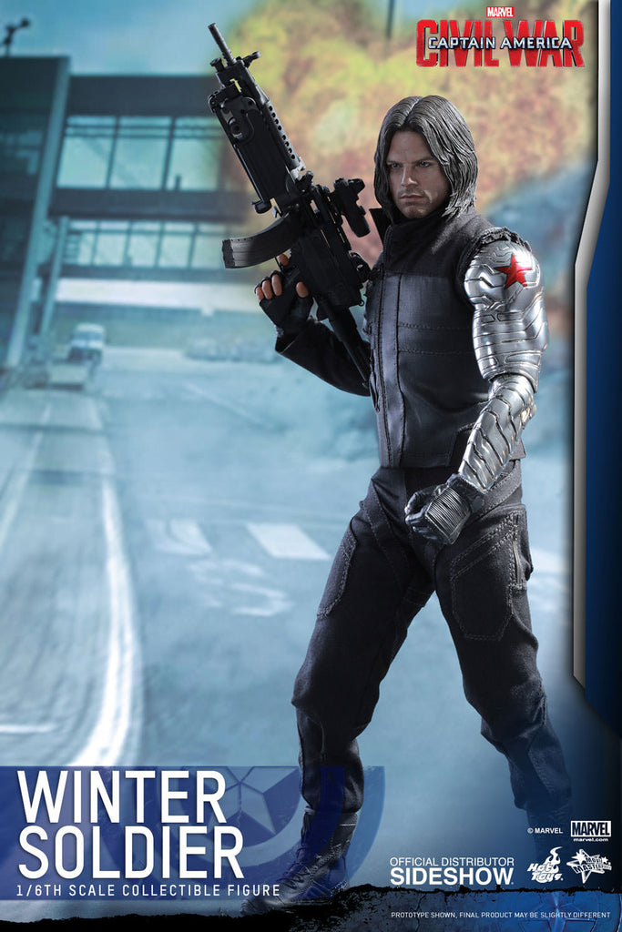 The Winter Soldier Sixth Scale Figure-Hot Toys- www.superherotoystore.com-Action Figure - 3