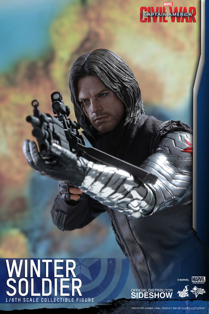 The Winter Soldier Sixth Scale Figure-Hot Toys- www.superherotoystore.com-Action Figure - 4