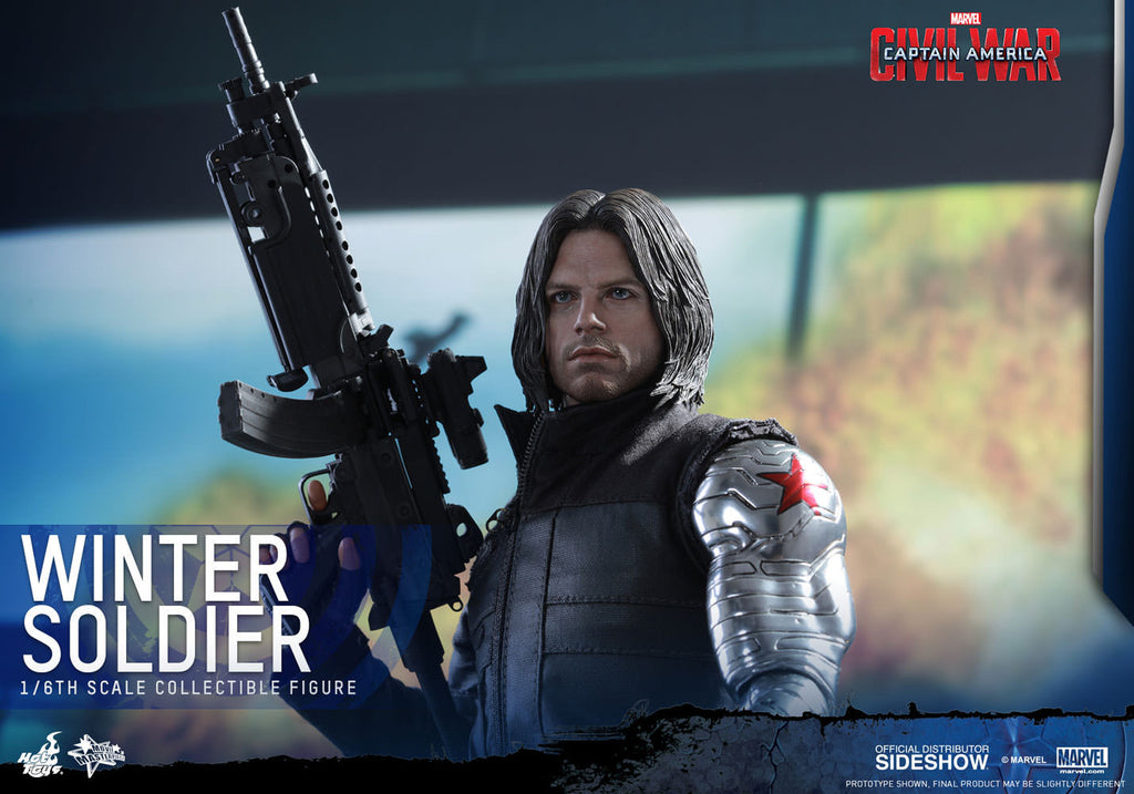 The Winter Soldier Sixth Scale Figure-Hot Toys- www.superherotoystore.com-Action Figure - 5
