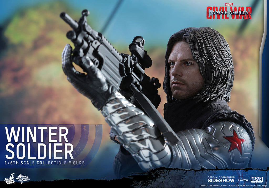 The Winter Soldier Sixth Scale Figure-Hot Toys- www.superherotoystore.com-Action Figure - 6