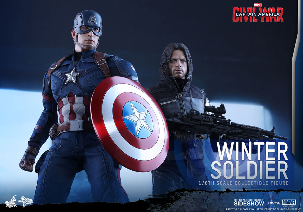 The Winter Soldier Sixth Scale Figure-Hot Toys- www.superherotoystore.com-Action Figure - 9